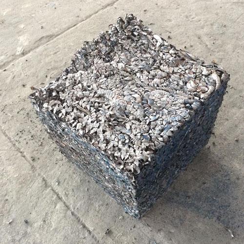 铁屑压块成品